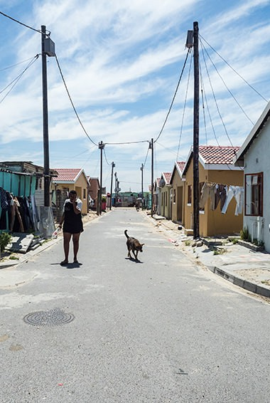 uthando township experience cape town highlight