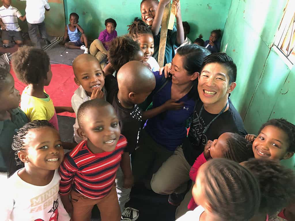uthando cape town school community project 1 week itinerary