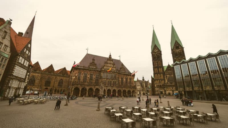 things to do in bremen 48 hour itinerary featured market square
