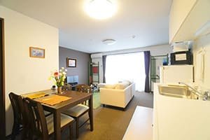 apartment hotel mille glycine 2 in kyoto