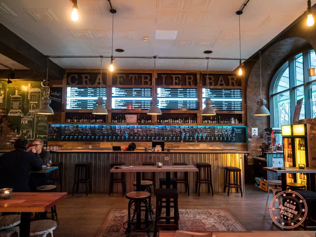 craft bier bar where to drink in bremen germany itinerary