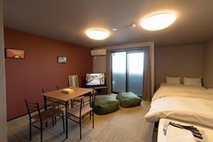 ebisu imadegawa guesthouse northern kyoto where to stay