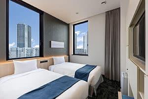 hotel monday toyosu where to stay