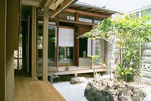 kyomachiya inari where to stay in kyoto