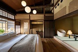 luxury ryokan stay in nazuna kyoto gosho