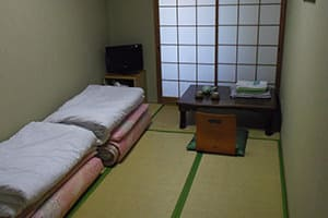 ohto ryokan budget place to stay in kyoto
