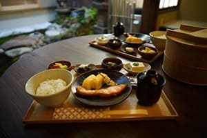 ryokan tori breakfast included place to stay