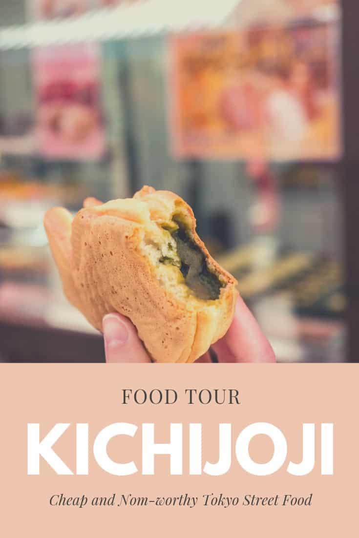 The Best Kichijoji Food - Must-Try Tokyo Street Food