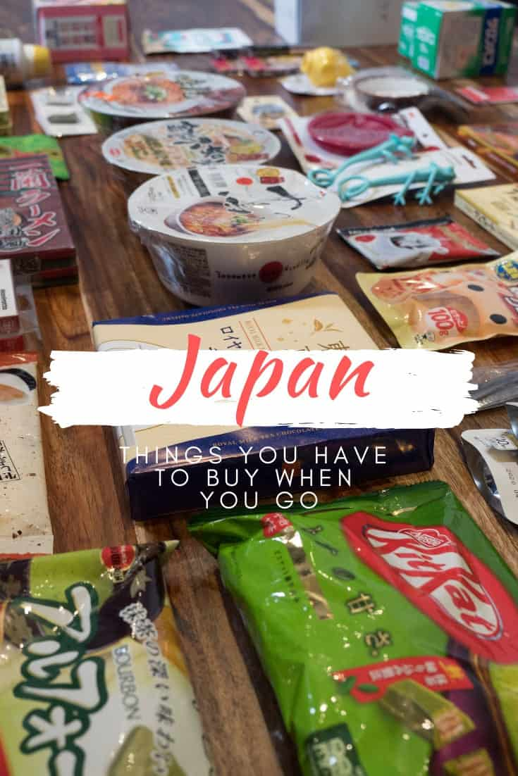 What to Buy in Japan and Where - Cheap shopping that makes great souvenirs and gifts