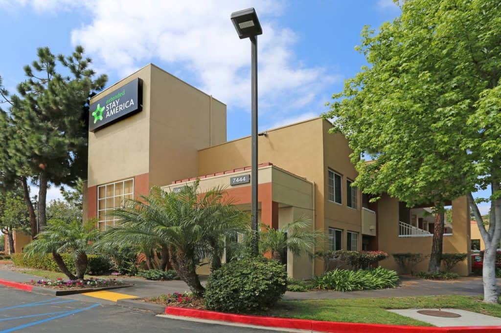 extended stay in san diego fashion valley