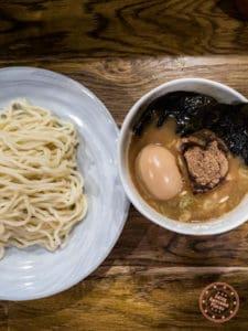 fuunji tsukemen dipping noodles