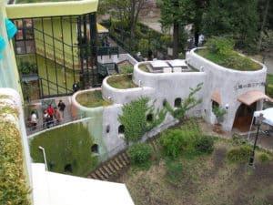 ghibli museum in kichijoji