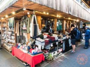 harmonica yokochi kichijoji treny clothing store
