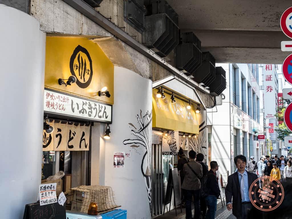 ibuki udon storefront
