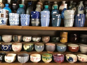 japanese ceramics in tokyo
