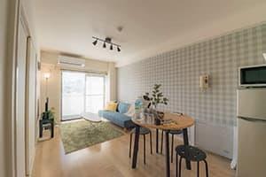 shinjuku airbnb apartment in tokyo