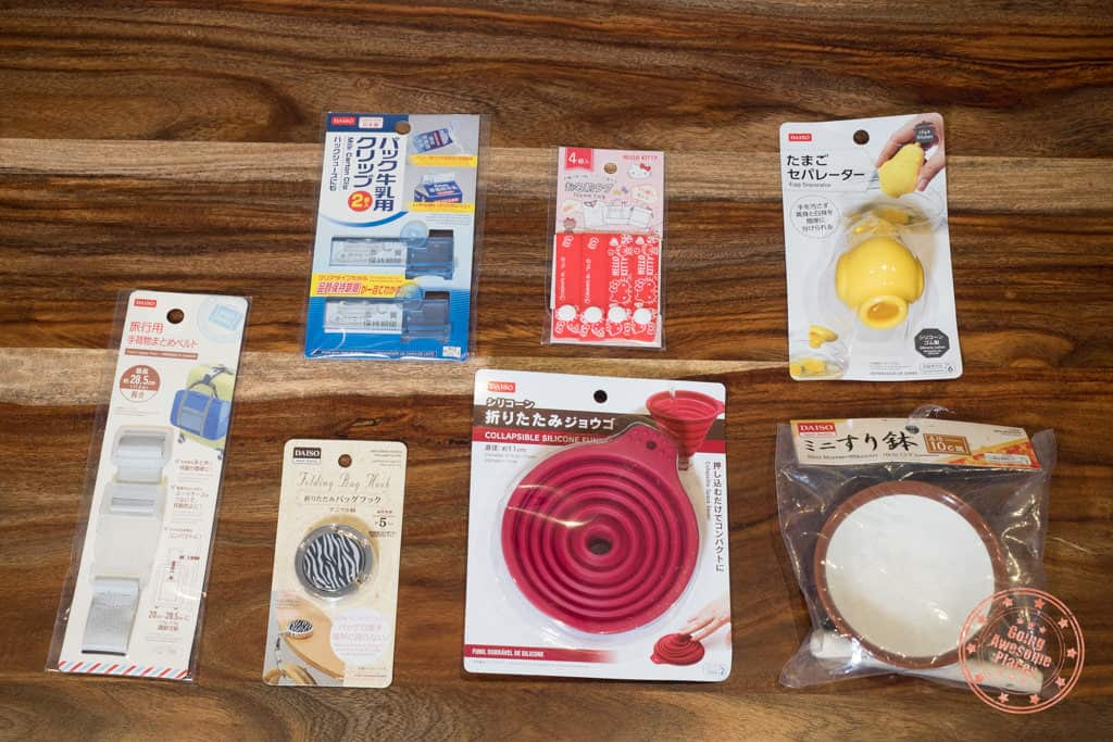 what to buy in japan daiso lifestyle souvenirs