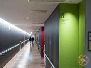 fruit and vegetable building corridor
