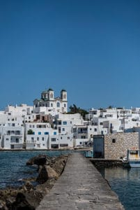 paros naoussa greece trip highlight