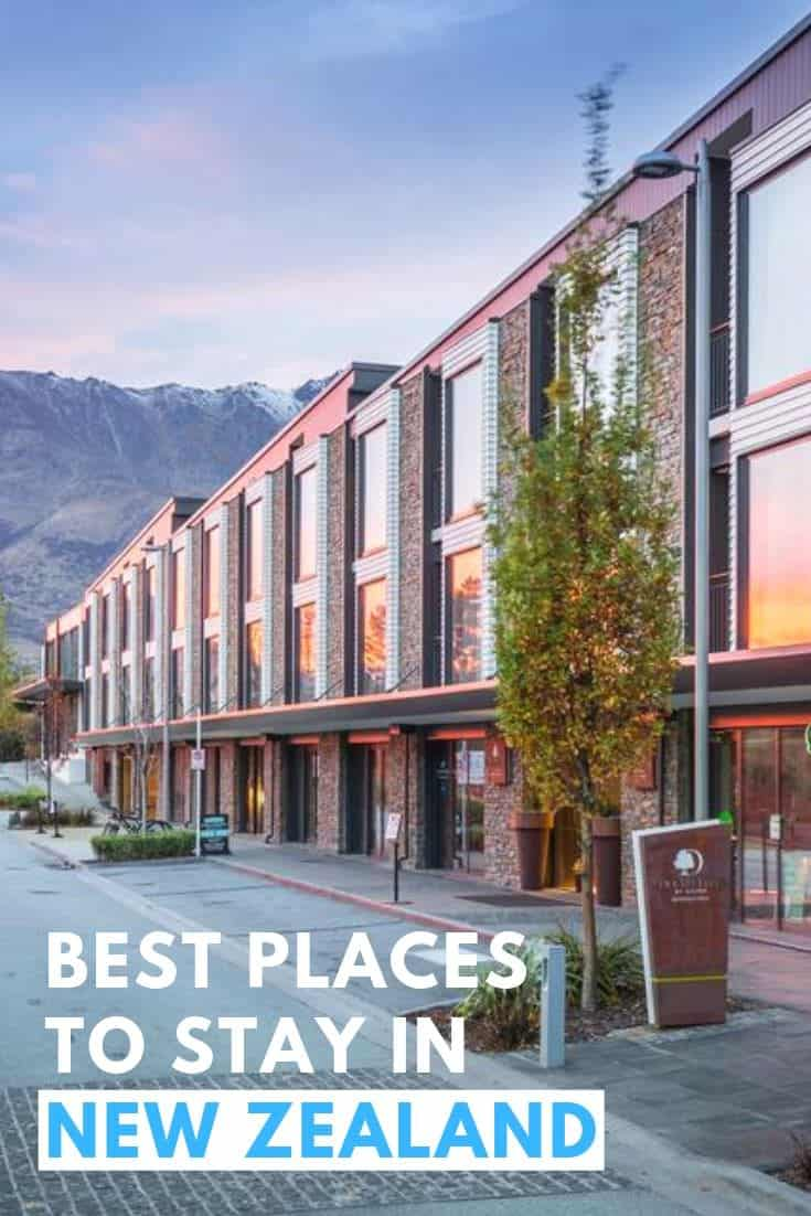 Best Places to Stay in New Zealand with Hilton Hotels
