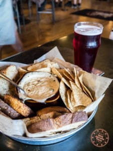 founders brewing company beer dip