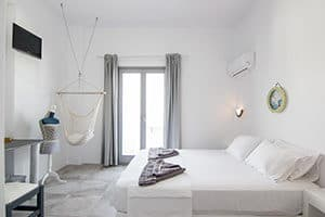 irini rooms paros in greek islands