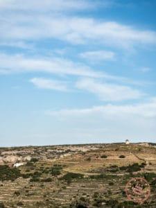 lefkes windmill terraces ancient village