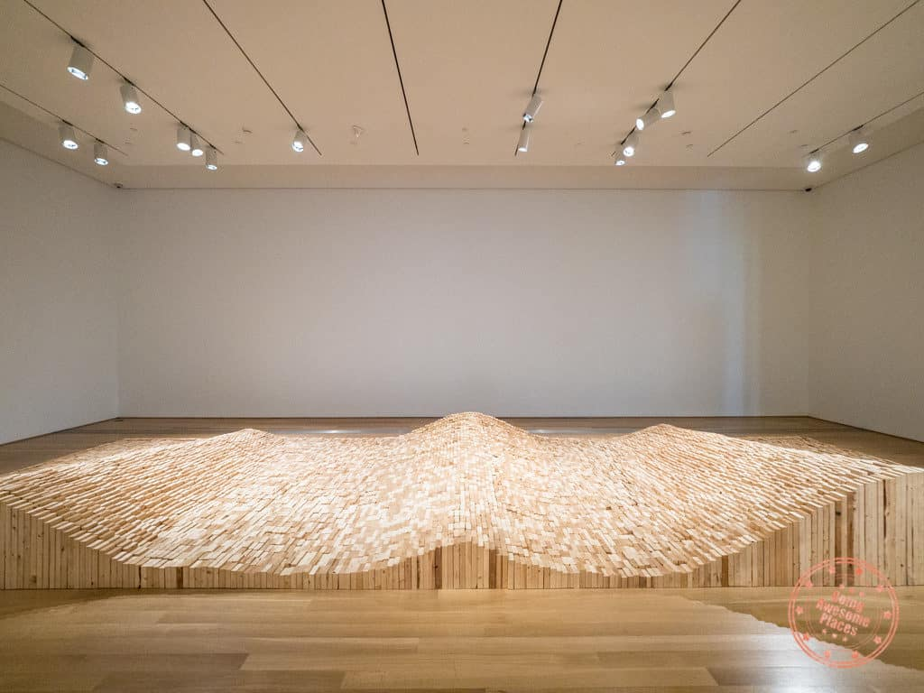 maya lin flow exhibit gram