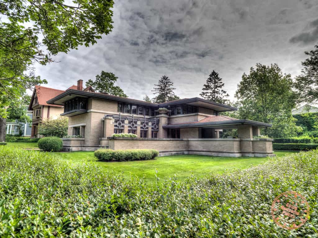 meyer may house frank lloyd wright