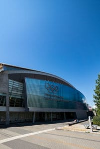 richmond olympic oval in bc