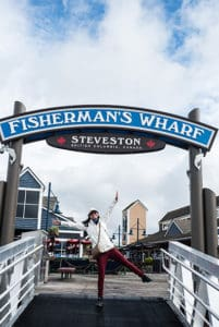 top things to do in richmond bc steveston village