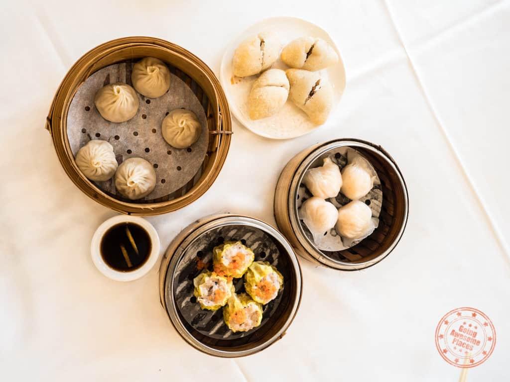 dumpling trail empire seafood restaurant richmond bc