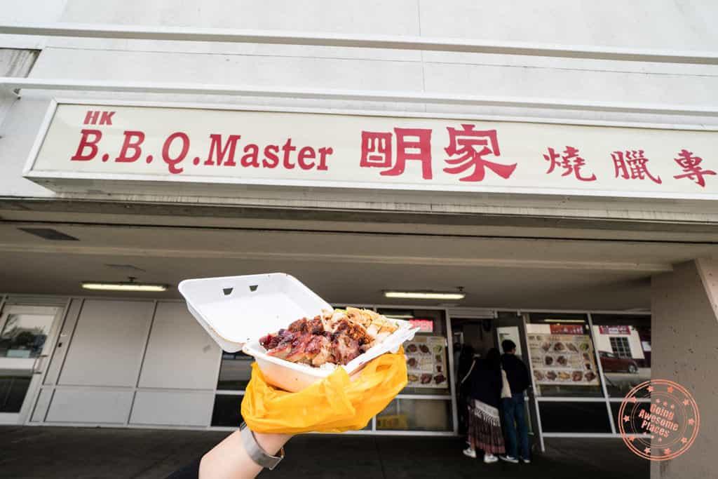 hk bbq master richmond takeout