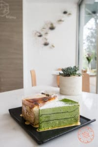 lotus cake boutique richmond bc mille crepe cake