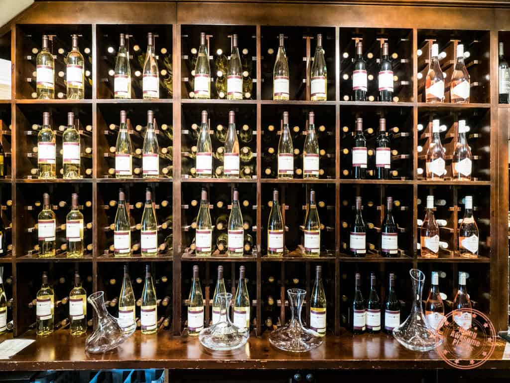 peller estates wine tasting recommended activities