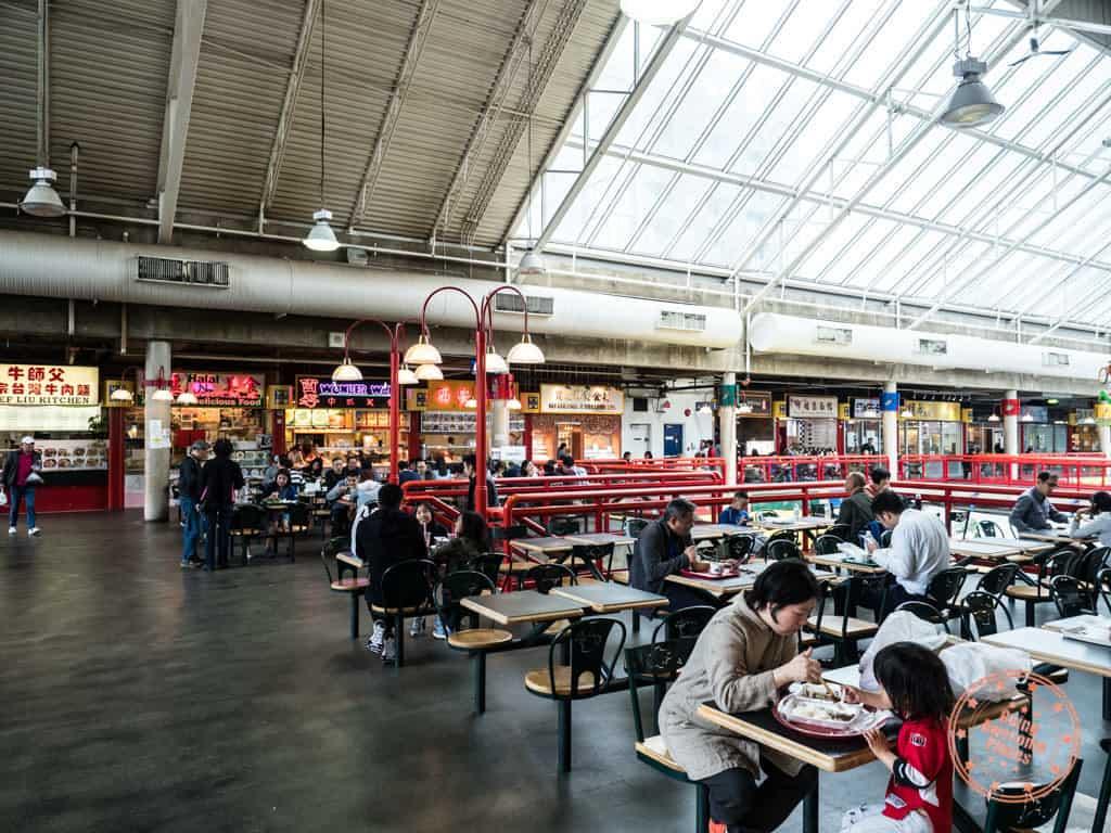 richmond public market food court