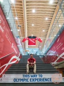 team canada richmond olympic oval steps