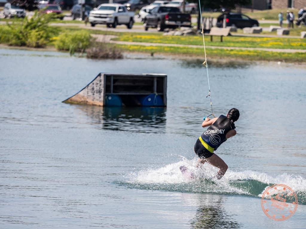 wakeboarding first timer in port colborne adventure activity niagara falls