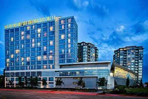 westin wall centre richmond bc hotel
