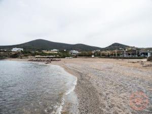 where to go antiparos soros beach