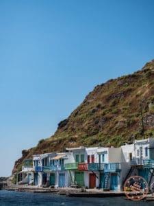 fishing village of klima