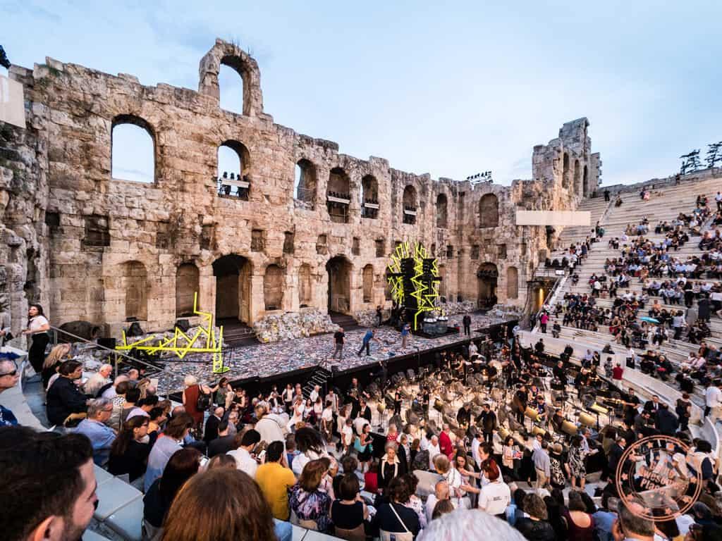 herodeon atticus greek opera theatre show