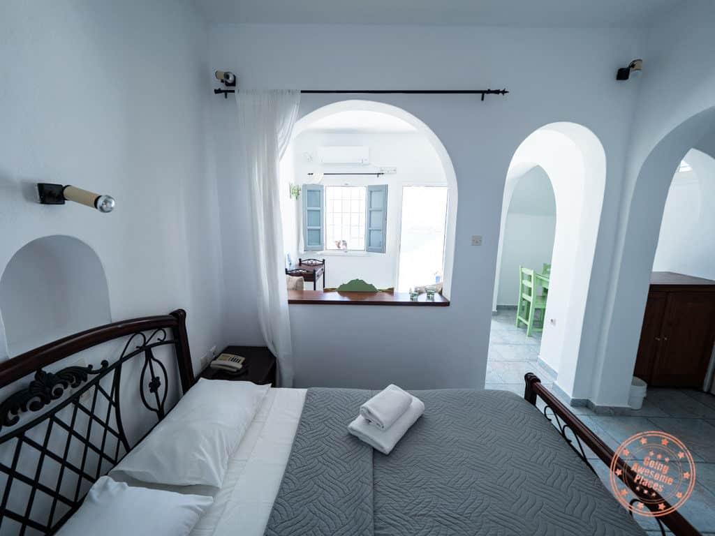 imerovigli santorini prekas apartments interior