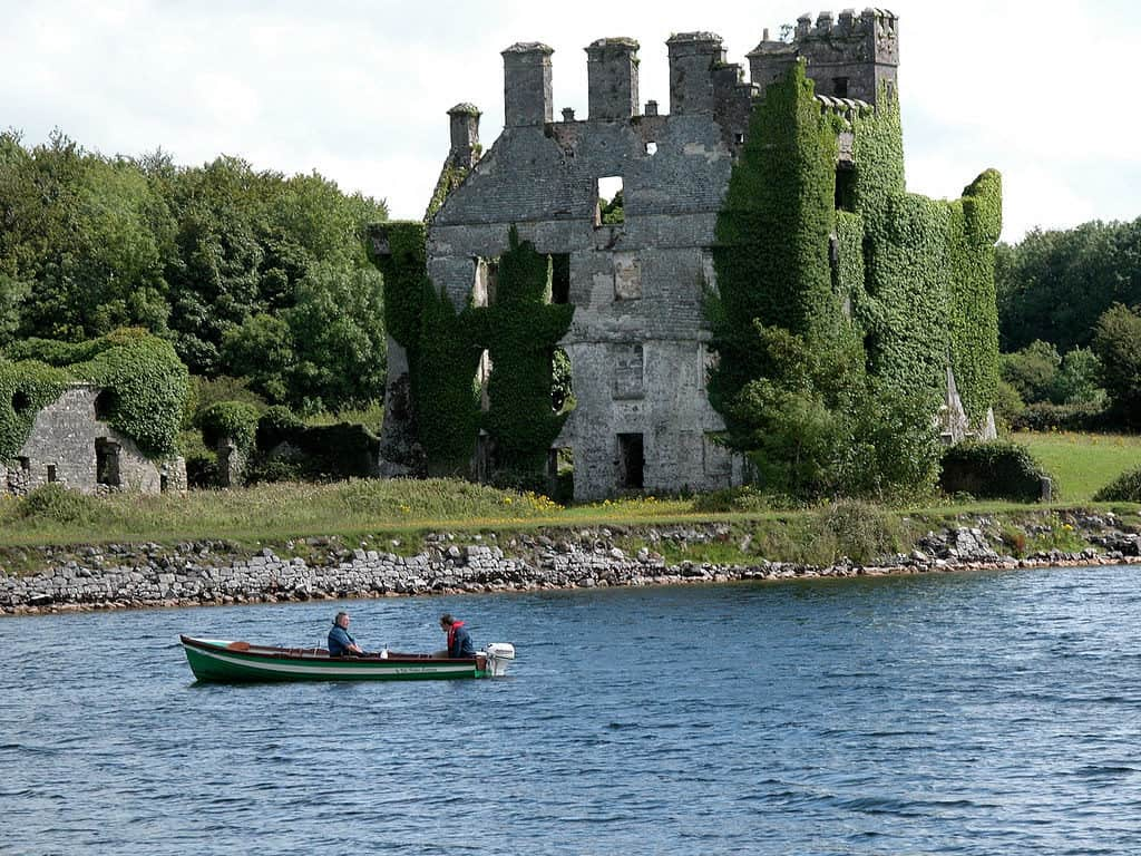 menlo castle galway attraction