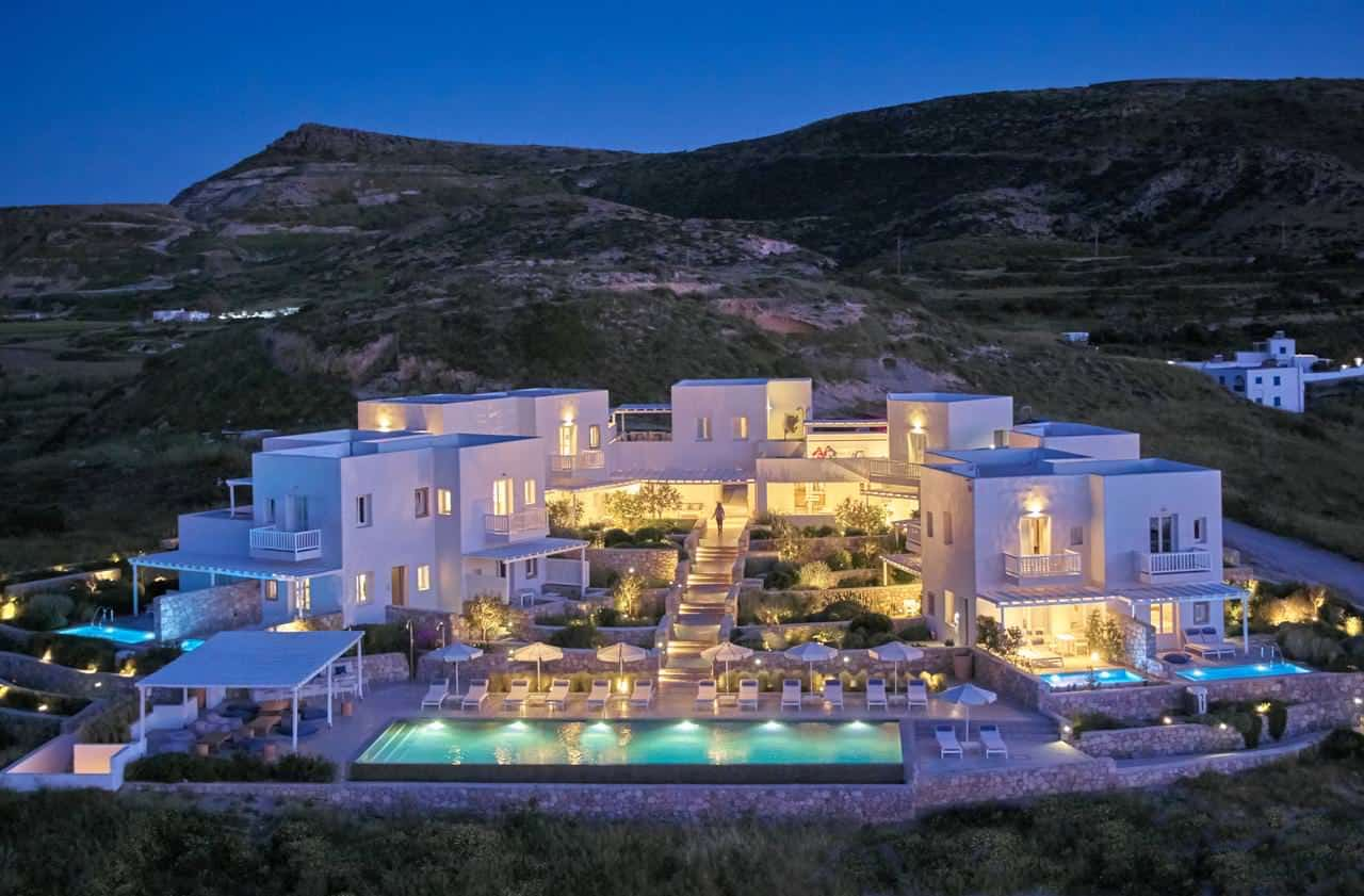 milos breeze boutique hotel luxury property