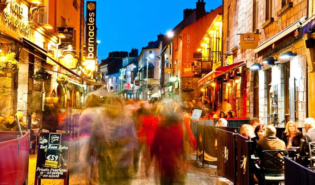 top things to do in galway ireland quay street