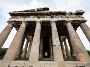temple of hephaestus ancient agora athens where to go in athens greek itinerary