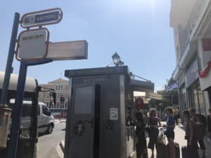 x95 syntagma square bus stand