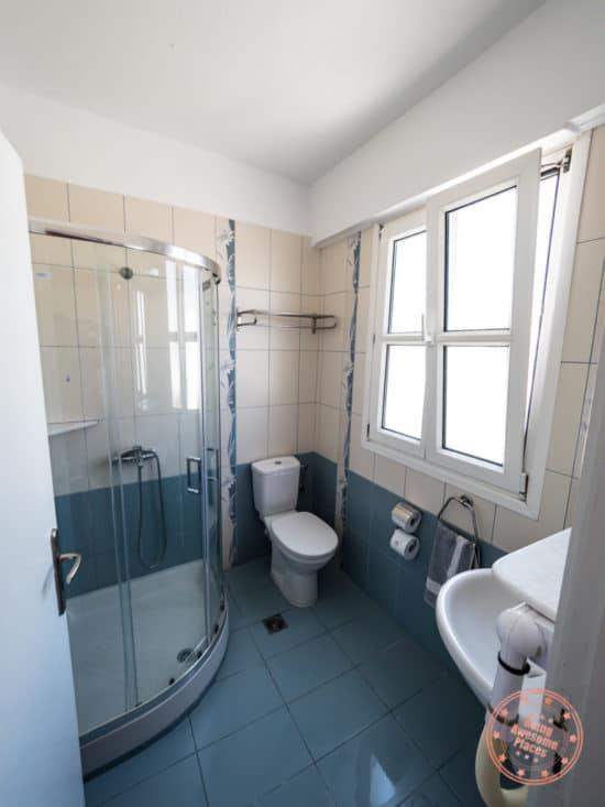 giannoulis hotel bathroom