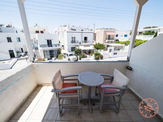 giannoulis hotel milos balcony